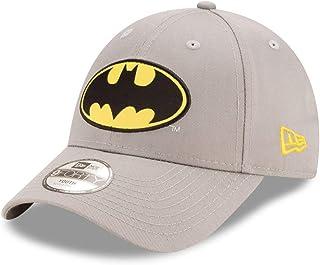 Gorra de béisbol niño 9FORTY DC Comics Character Batman Gris