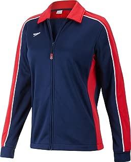 Speedo Female Warm Up Jacket - Streamline