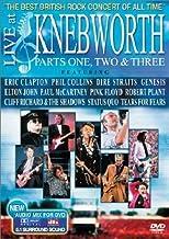 Various Artists - Live at Knebworth Parts 1,2 & 3 [DVD]