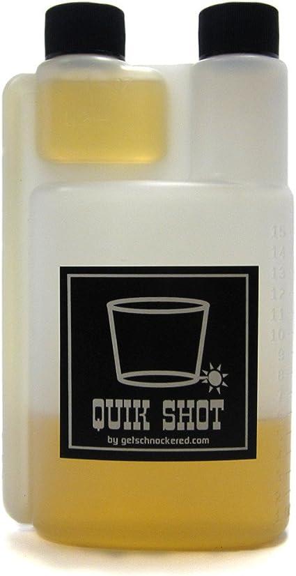 Portable beverage dispenser shot glass Jigger Liquor Storage Flask Camping Hike