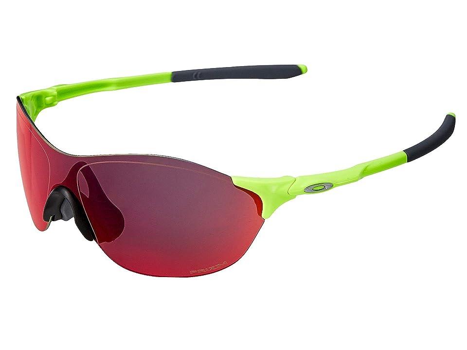 Oakley EVZero Swift (Retina Burn/Prizm Road) Polarized Sport Sunglasses