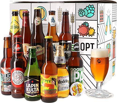 Colección increíbles cervezas - Idea de regalo (Colección cerveceroSabores del mundo)