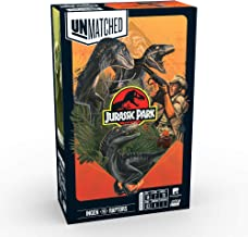 Best Unmatched Jurassic Park: Ingen Vs. Raptors Review