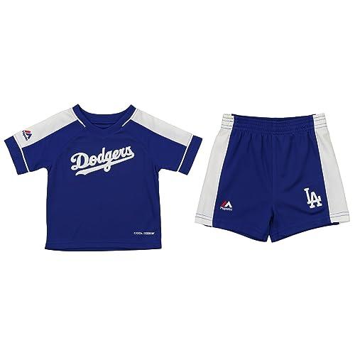 Majestic St. Louis Cardinals Kid Classic Shirt and Short Set cfc96228f0b