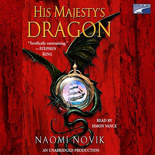 His Majesty's Dragon cover art