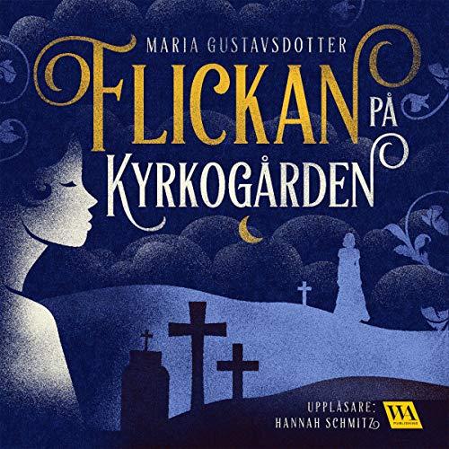 Flickan på kyrkogården cover art