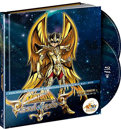 Saint Seiya Soul Of Gold - Vol.3