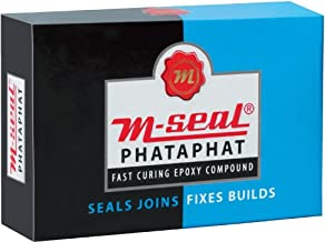 MSEAL Pidilite M-SEAL PHATAPHAT FAST CURING EPOXY COMPOUND 4 x 25g