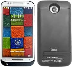 Battery Case for Motorola Moto X 2014 (X+1/2nd Gen) 5.5