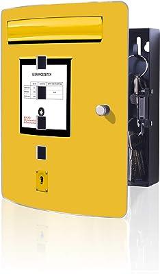 point-home Design Schlüsselschrank Schlüsselkasten Schlüsselbox /'Briefkasten/' im