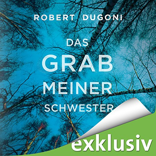 Das Grab meiner Schwester audiobook cover art