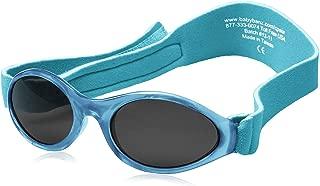 Baby Banz 3711 Kidz Banz %100 UV Güneş Gözlüğü, Turkuaz