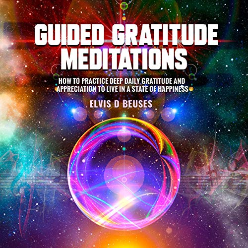 Guided Gratitude Meditations cover art