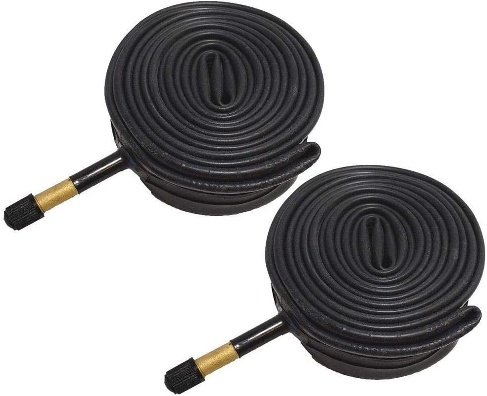 LXRZLS 2Pcs 700x35-43C Seattle Mall Rubber trend rank Touring Bike In Valve 48mm Bicycle
