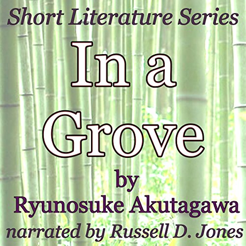 In a Grove: Short Literature Series Titelbild