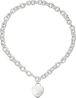 GUESS - Heart Charm Necklace