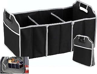 Trunk Organizer Collapsible Folding Caddy Car Truck Auto Storage Bin Bag New !