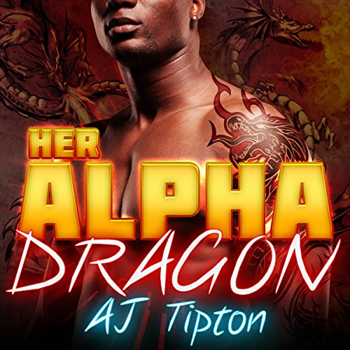 Her Alpha Dragon: A Dragon Shifter Paranormal Romance cover art