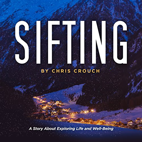 Sifting audiobook cover art