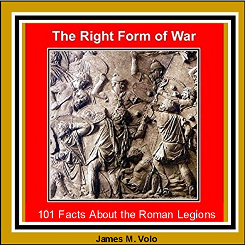 The Right Form of War audiobook cover art