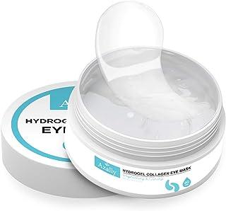 AZALLY Hydrogel Collagen Eye Mask - Collagen Anti-Aging Under Eye Patches, Under Eye Patches, Under Eye Bags Treatment, Eye Mask for Puffy Eyes (60pcs)