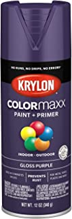 Best dark purple metallic spray paint Reviews