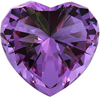 personalized diamond paperweight