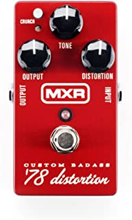 Dunlop  M-78 mxr innovations  Badas '78 distorsión