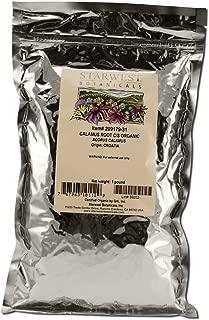 Organic Calamus Root C/S, 1 lb