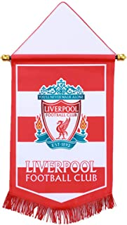 FCflags FC Fan Hanging Flag Vertical Authentic Soccer Club Decoration Indoor Or Outdoor Banner