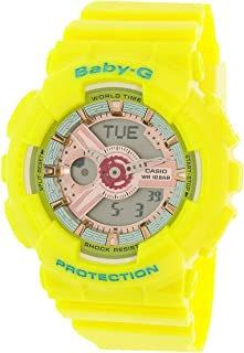 Best yellow baby g watch Reviews