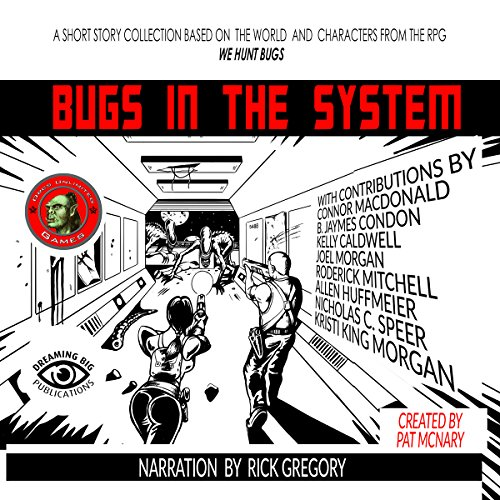 Bugs in the System audiobook cover art