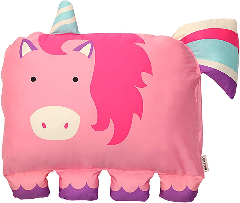 Milo & Gabby The Original Kids Animal Pillowcase, Emily The Unicorn