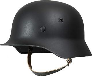 Epic Militaria R/éplique WW1 Allemand Sangle De Casque En Cuir M16