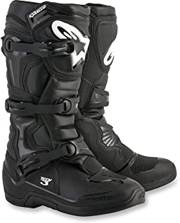 Alpinestars Tech 3 Boots-Black-10