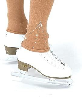Best crystal ice skating tights Reviews