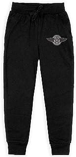 Yuanmeiju Ride Or Die-Supernatural 300 Boys Pantalones Deportivos,Pantalones Deportivos for Teens Boys Girls