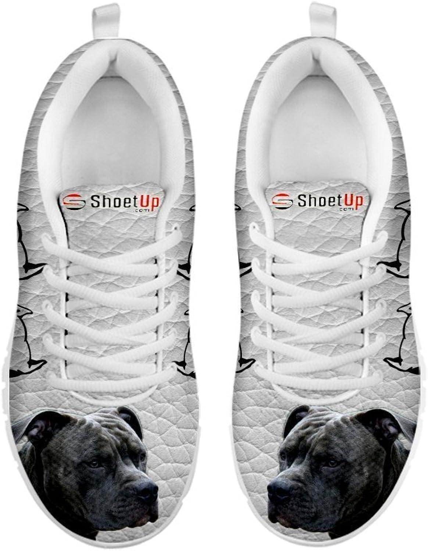 Pet By You Amazing Pitbull Dog-Women's Running shoes