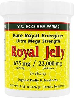 YS Royal Jelly/Honey Bee - Pure Royal Energizer, 11.25 oz gel
