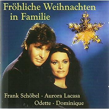 Fröhliche Weihnachten in Familie