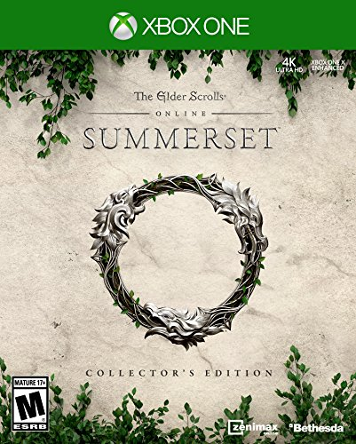The Elder Scrolls Online: Summerset Collector's Edition - Xbox One