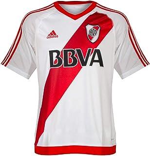 adidas 2016-2017 River Plate Home Football Soccer T-Shirt Trikot