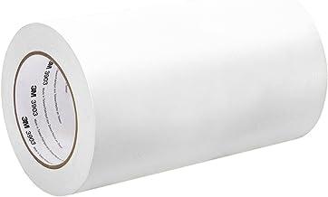 TapeCase 33-50-3903 wit vinyl/rubber plakband, omgezet van 3M Duct Tape 3903, 12,6 psi treksterkte, 50 yd. Lengte: 84 cm.