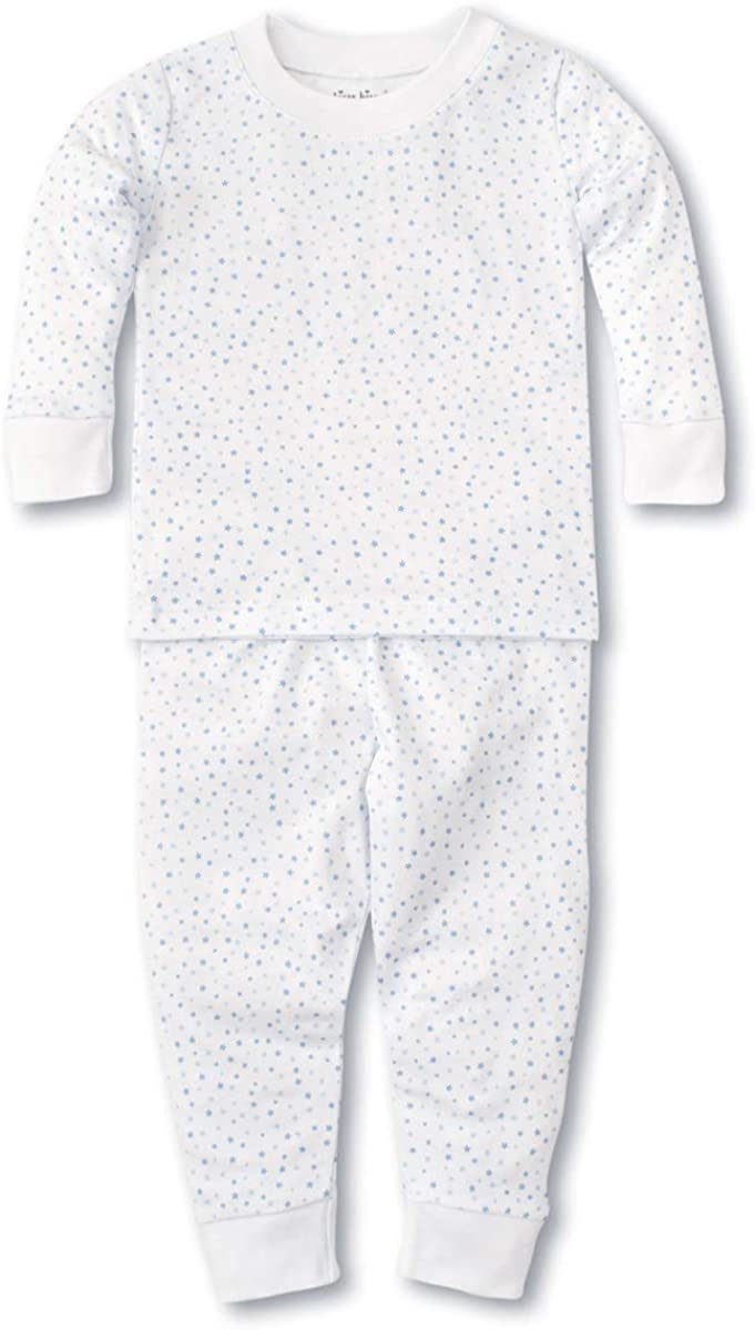 Kissy Baby-Boys Infant Superstars Pajamas Long Seattle Sale Mall Blue Print