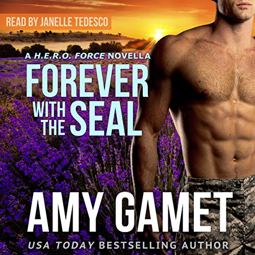 Forever with the SEAL audiobook cover art