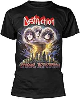 Destruction 'Eternal Devastation' (Negro) T-Shirt