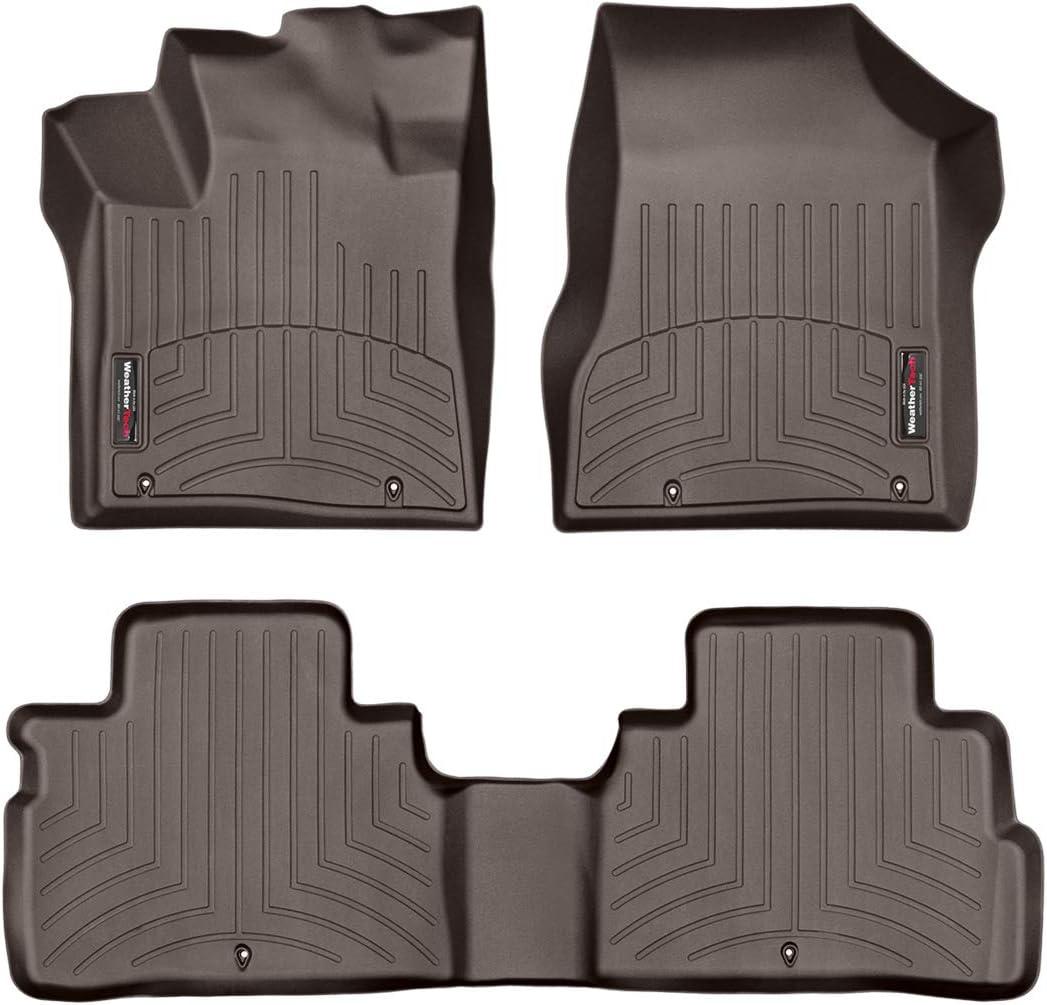 WeatherTech Custom Fit FloorLiner for 100% Brand new quality warranty Murano R Nissan 2nd -1st