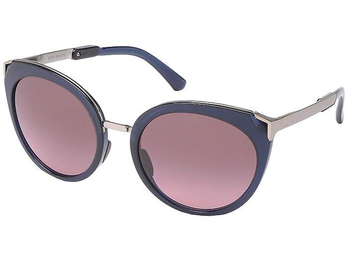 Oakley 56 mm Top Knot (Midnight) Fashion Sunglasses