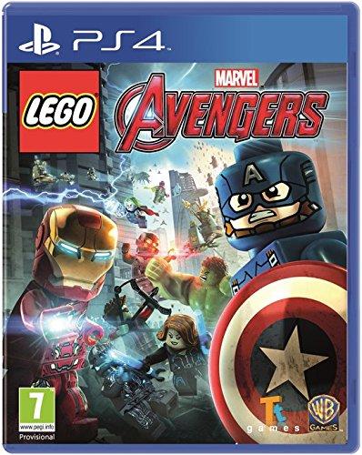 Warner Bros LEGO Marvel's Avengers, PS4 vídeo - Juego (PS4, PlayStation 4, Acción / Aventura, Modo multijugador, E10 + (Everyone 10 +))