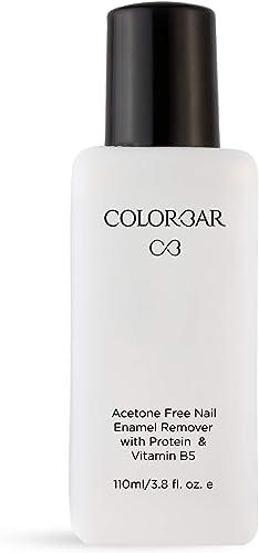 Colorbar Nail Polish Remover, 110ml